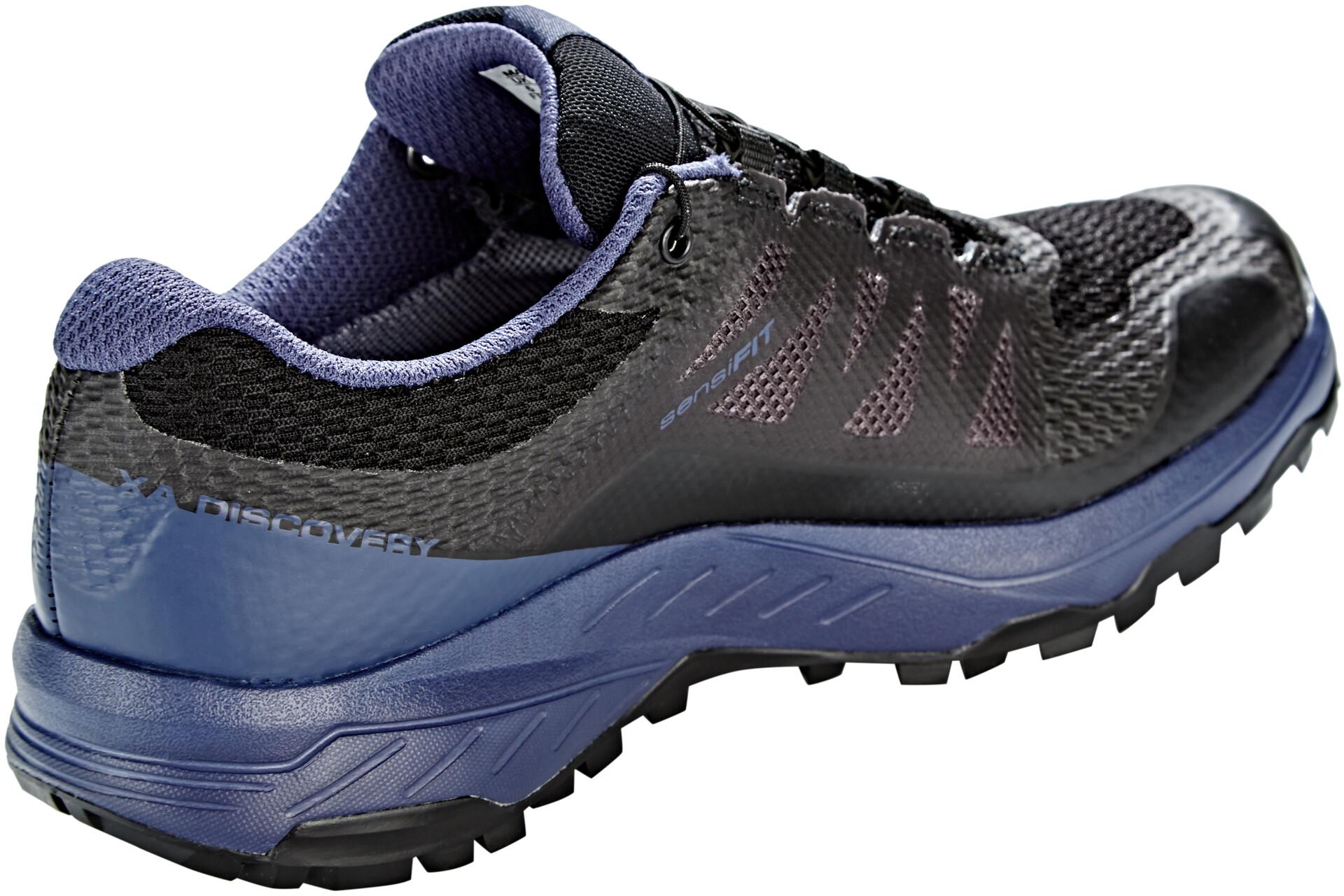 Blueebony FemmeBlackcrown Salomon Xa Gtx Chaussures Discovery thrsQd